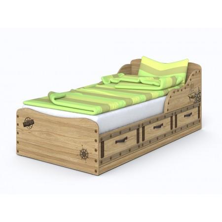 """Детская кровать """"Корсар-3"""""""