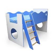 Морячок Кровать с лесенкой