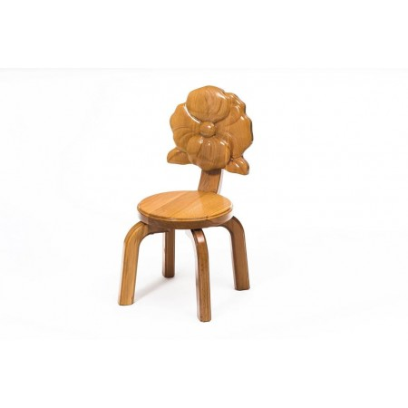 Детский стульчик Буковка Мак