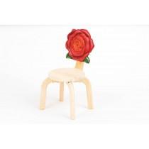 Детский стульчик Цветочек Розочка