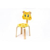 Детский стульчик Мордочка Жирафик