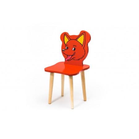 Детский стульчик Джери Лисёнок