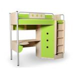 Кровать-чердак Выше радуги-2