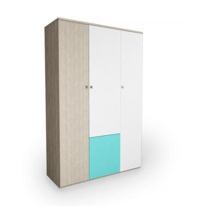 Шкаф 3-х створчатый Индиго