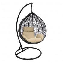 Кресло подвесное Leset Altar Black