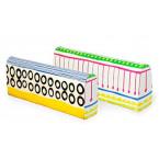 Подушки-спинка для кровати 190см комплект, 2 шт.