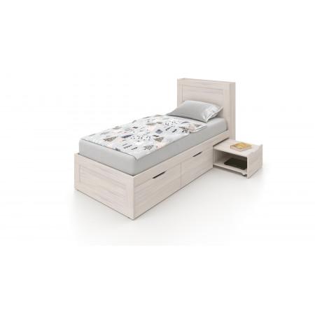 Кровать «Баунти-4» (максимум)