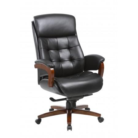 Кресло руководителя Бюрократ MEGA