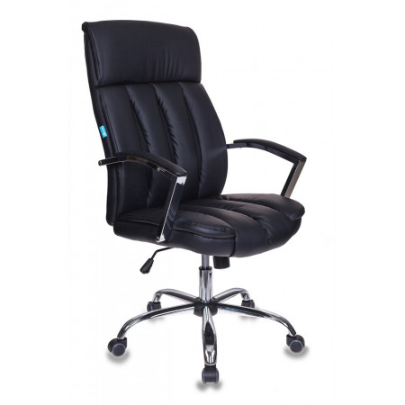Кресло руководителя Бюрократ T-8000SL/BL+BLACK