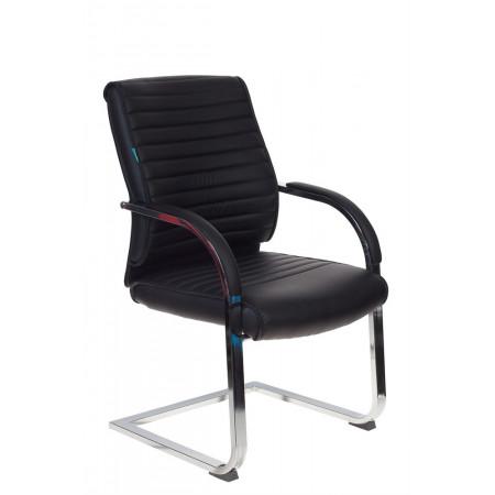 Кресло посетителя Бюрократ T-8010-LOW-V