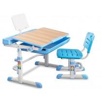 Комплект парта и стульчик Mealux Evo-04