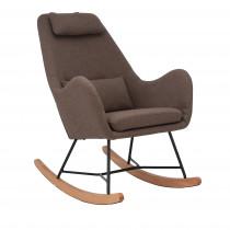 Кресло-качалка Leset Duglas кофе