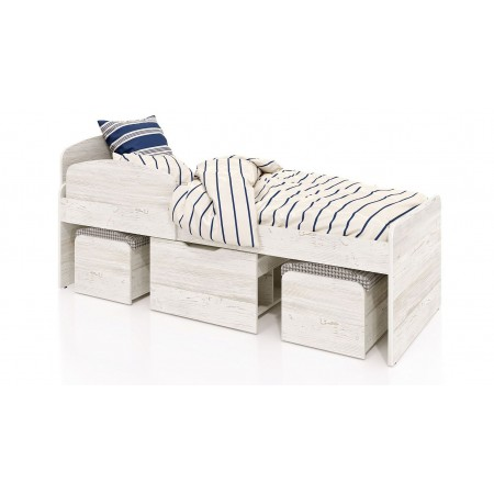 Комплект кровати Бриз 3