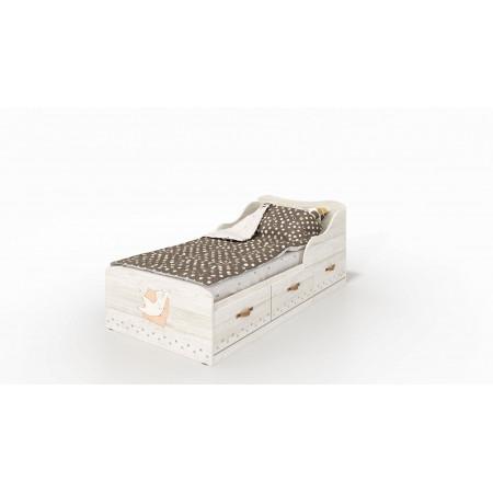 Комплект 1 кровати Марвин 3-1