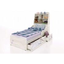 Детская кровать Леди 3М с изголовьем