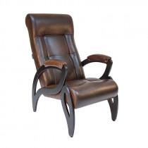 Кресло Модель 51 венге, кожзам Antik Crocodile