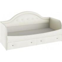 Кровать Адель с мягкой спинкой (800) тип 1