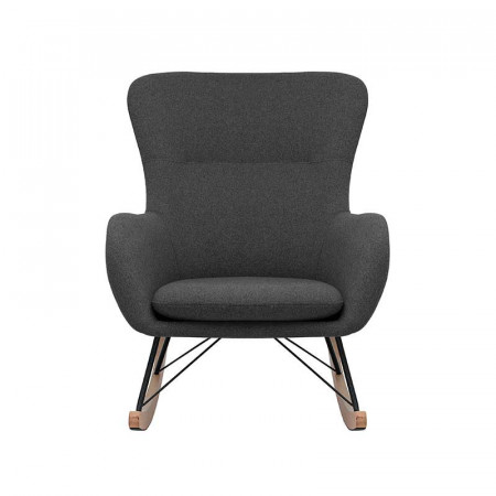 Кресло-качалка Leset Sherlock серый