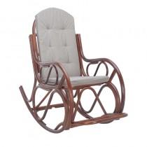 Кресло-качалка CLASSIC Коньяк