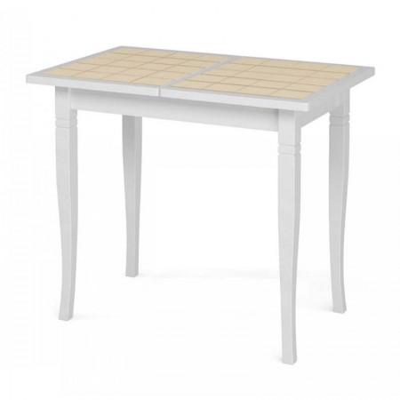 Обеденный стол Италия 87 L Белый, Сагра
