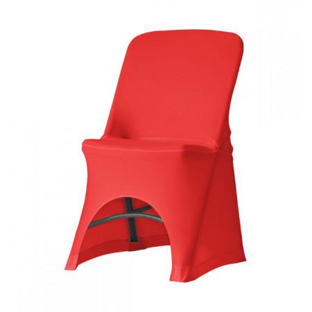Чехол для стула красный