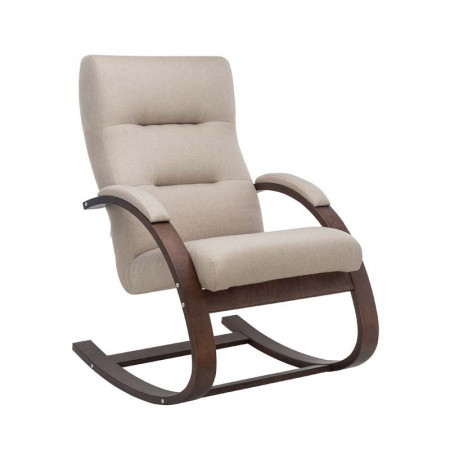 Кресло для отдыха Leset Милано Орех текстура, Мальмо 05