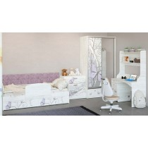 Комплект 1 детской мебели СКАНД Леди