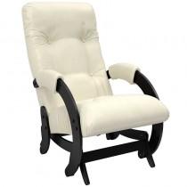 Кресло-глайдер Модель 68 Венге, кожзам Dundi 112