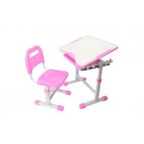 Комплект FunDesc Sole Pinkпарта+стул
