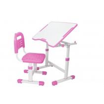 Комплект FunDesc Sole II парта+стул Pink