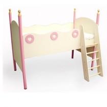 Кровать Принцесса с лесенкой
