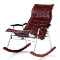Кресло-качалка Белтех коричневое