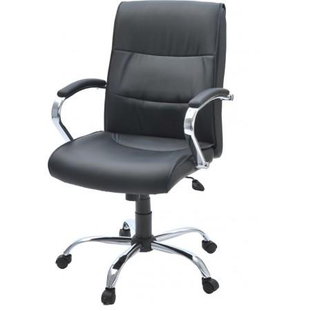 Кресло для руководителя Стинг перфорация