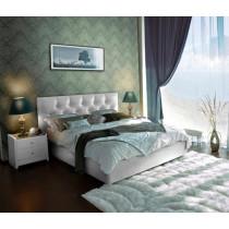 Мягкая интерьерная кровать Marlena