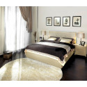 Мягкая интерьерная кровать GRETA с ПМ