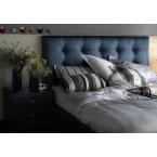 Мягкая интерьерная кровать AmeLia с ПМ