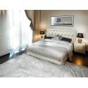 Мягкая интерьерная кровать Simona с ПМ
