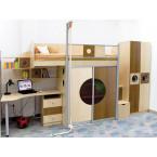 Комплект детской мебели №2 Выше радуги