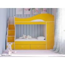 Двухъярусная кровать Бамбини 33suite f