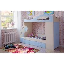 Двухъярусная кровать Бамбини 33suite