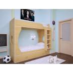Двухъярусная кровать Бамбини 3