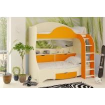 Двухъярусная кровать Бамбини 5
