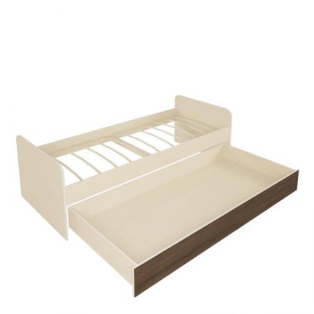 Кровать двухспальная Бамбини Bk2