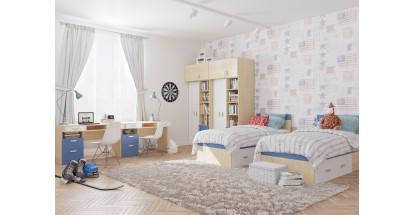 Комплекты мебели для детской