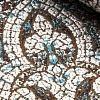 Жаккард VIZANTIYA persian blue, 6 категория