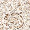 Жаккард VIZANTIYA romb white sand, 6 категория