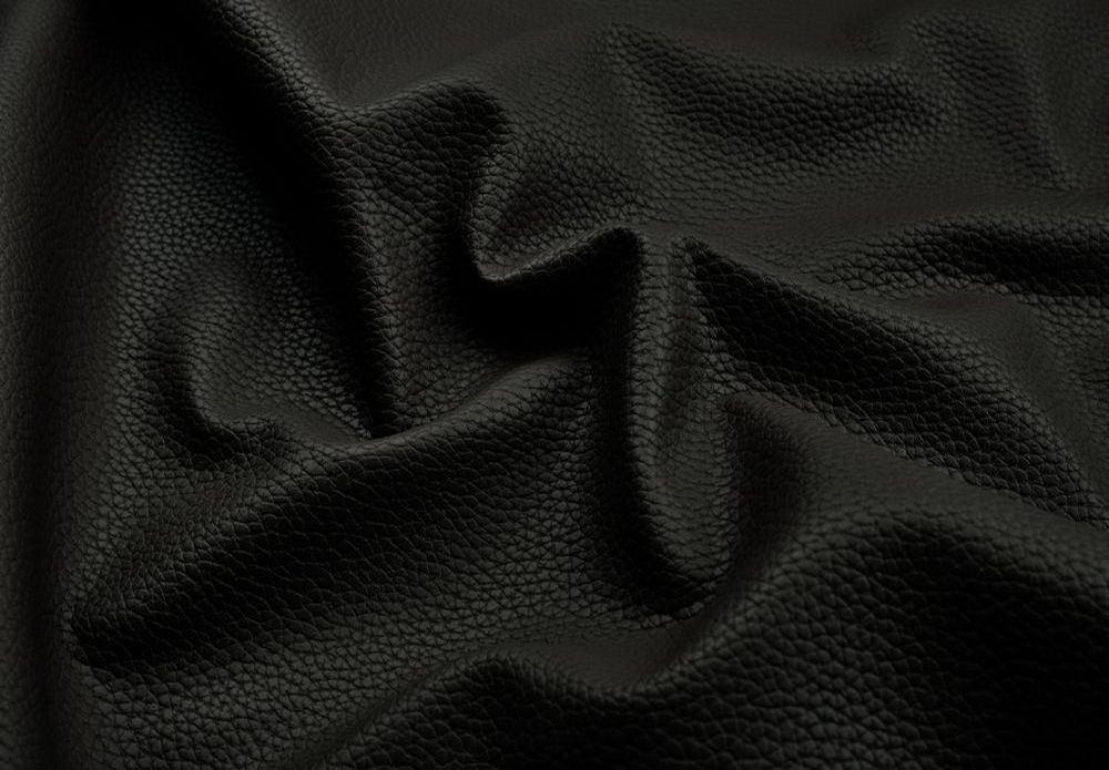 Искусственная кожа spirit-black-olive (2 категория)