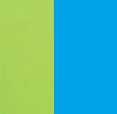 Лайм+Синий