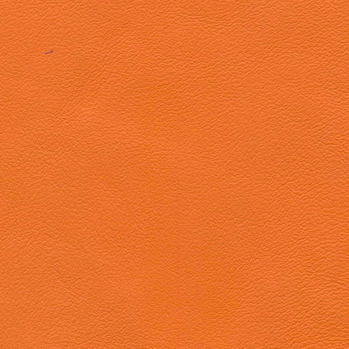 Кожзам оранжевый