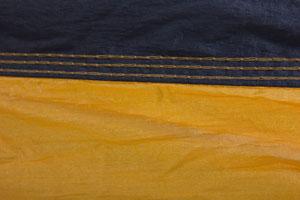 Парашютный шёлк orange THS-02